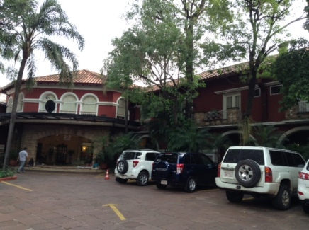 Hotel Paraguay